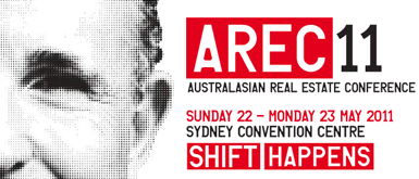 AREC 2011 Ticket Giveaway